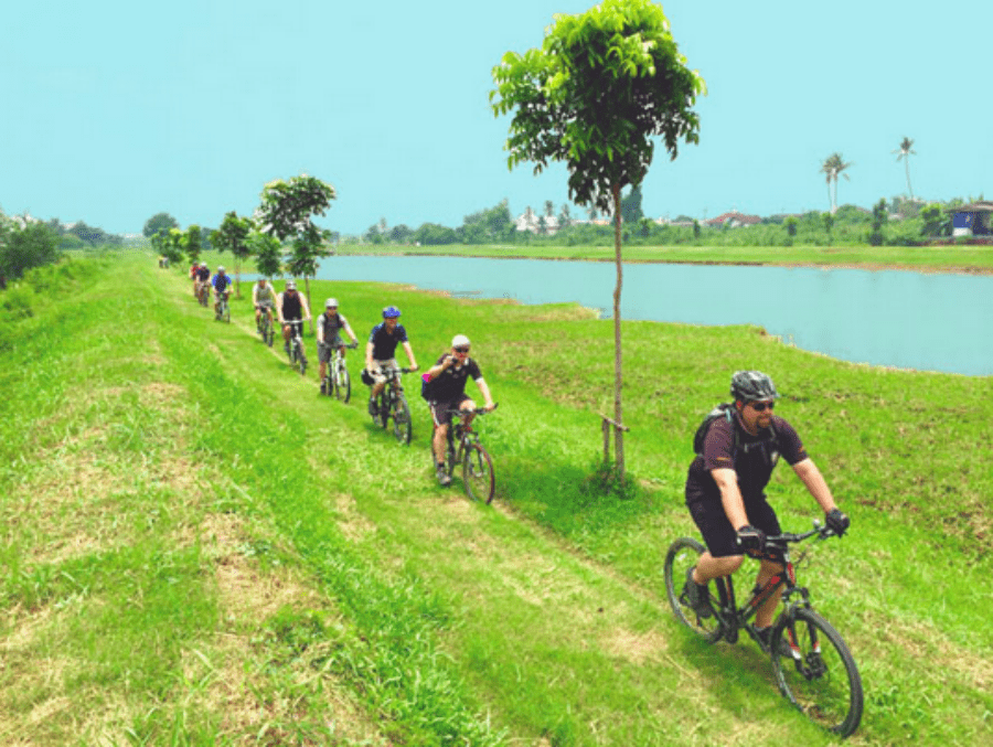 cycling northern thailand