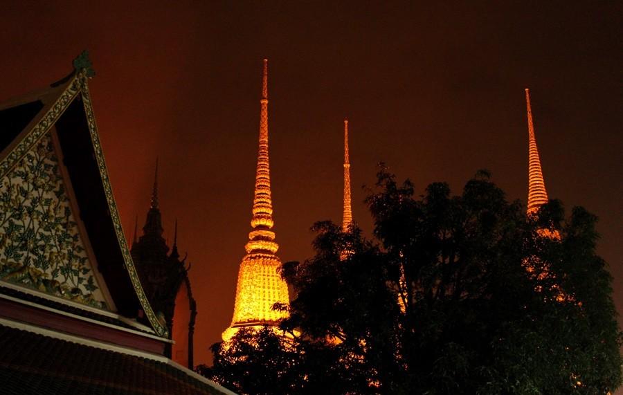 thailand bangkok at night