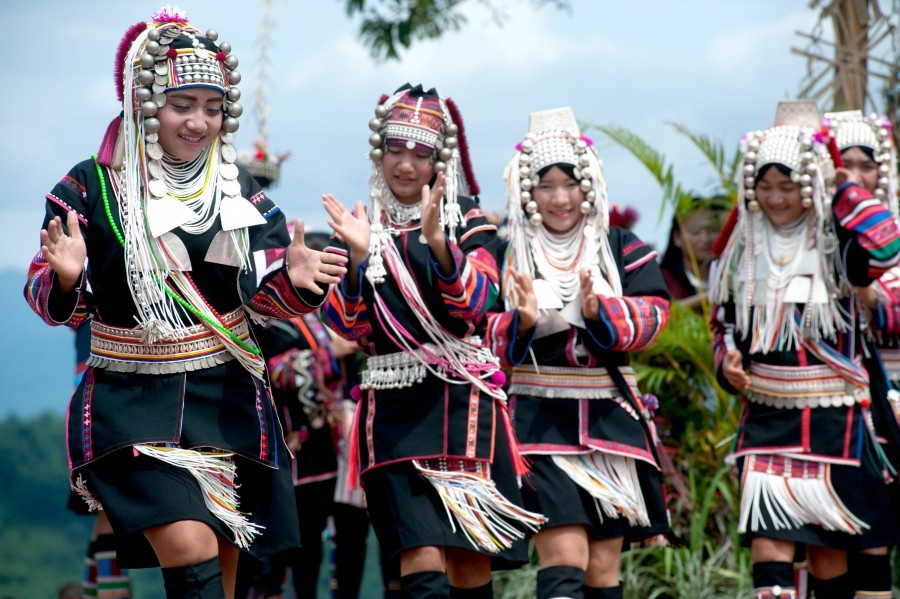 The Sacred Hilltribes of Southeast Asia