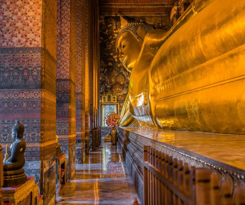 Thai temples play a pivotal role in the Royal Thai Court as well as the lives of local people.