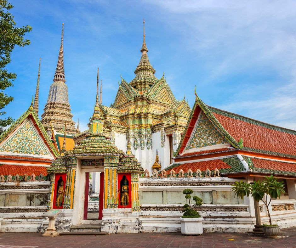 Even after hundreds of years, these temples never fail to inspire awe.