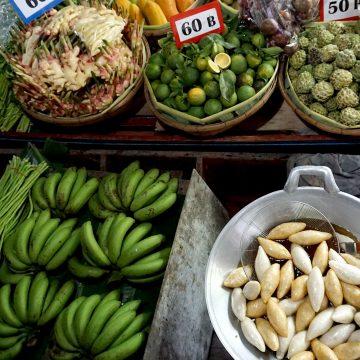 Explore Lat Mayom Floating Market