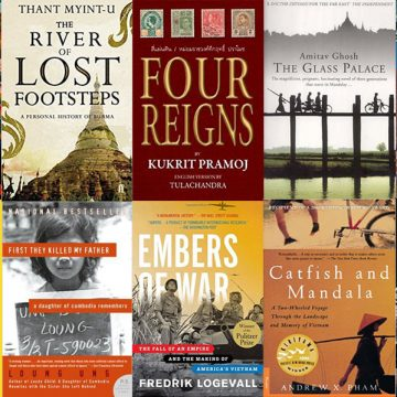Read On! Our Ten Favorite Books on Southeast Asia