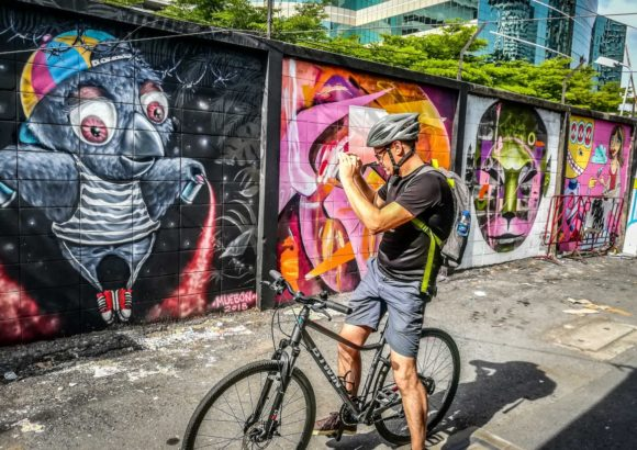 Bangkok Cycling Adventures