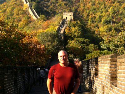 Andrew China - Andrew Clark