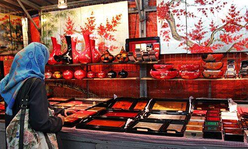 vietnam lacquerware shopping