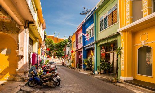 Phuket Old Town Shutterstock LR