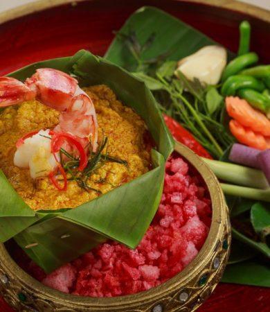 Prawn Amok food Cambodia Laos Thailand (1)