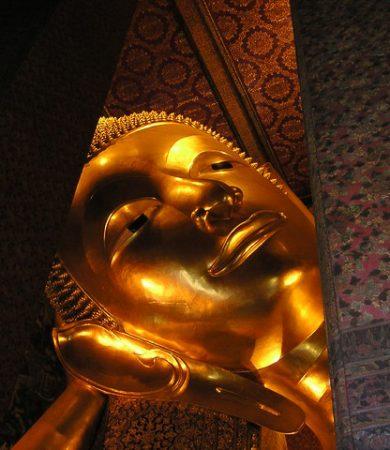 Recling Buddha-4