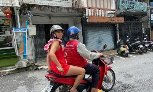 phuket scooter